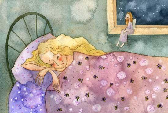 Сиреневый сон